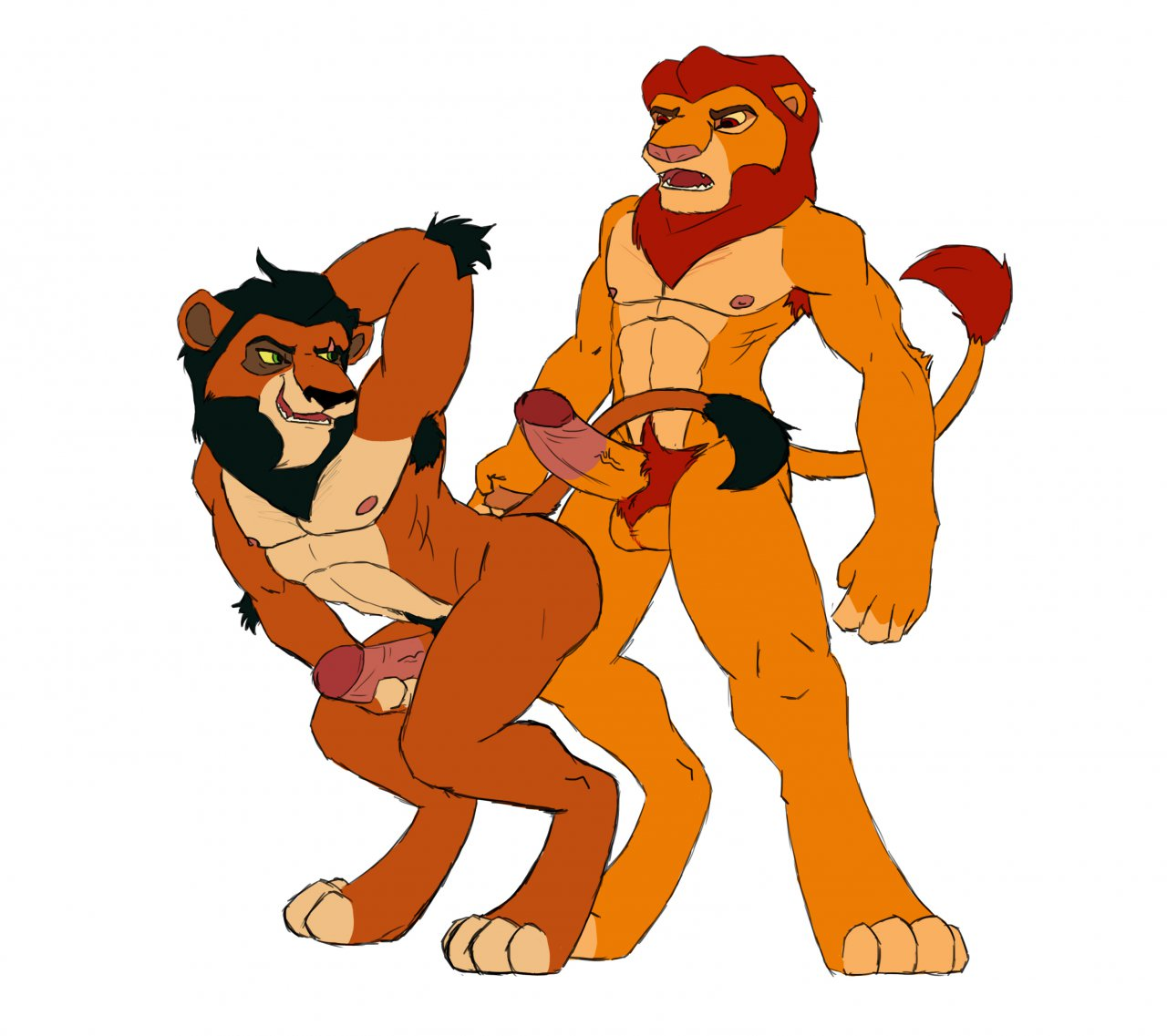 the kopa from who is lion king Rick and morty annie nude