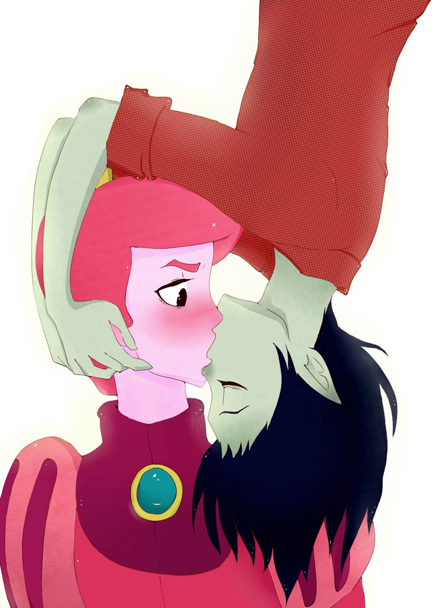 gumball prince x adventure marshall lee time Trials in tainted space queen