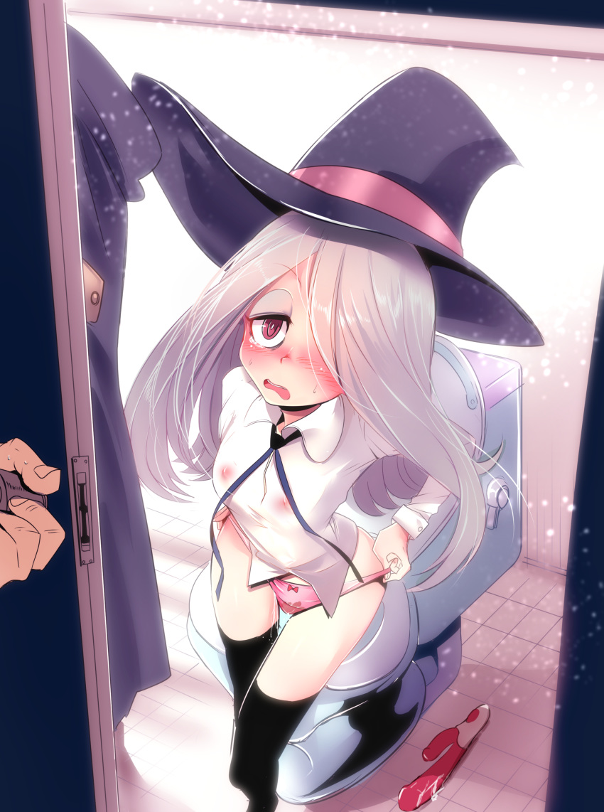 witch sucy my academia little Under night in birth chaos