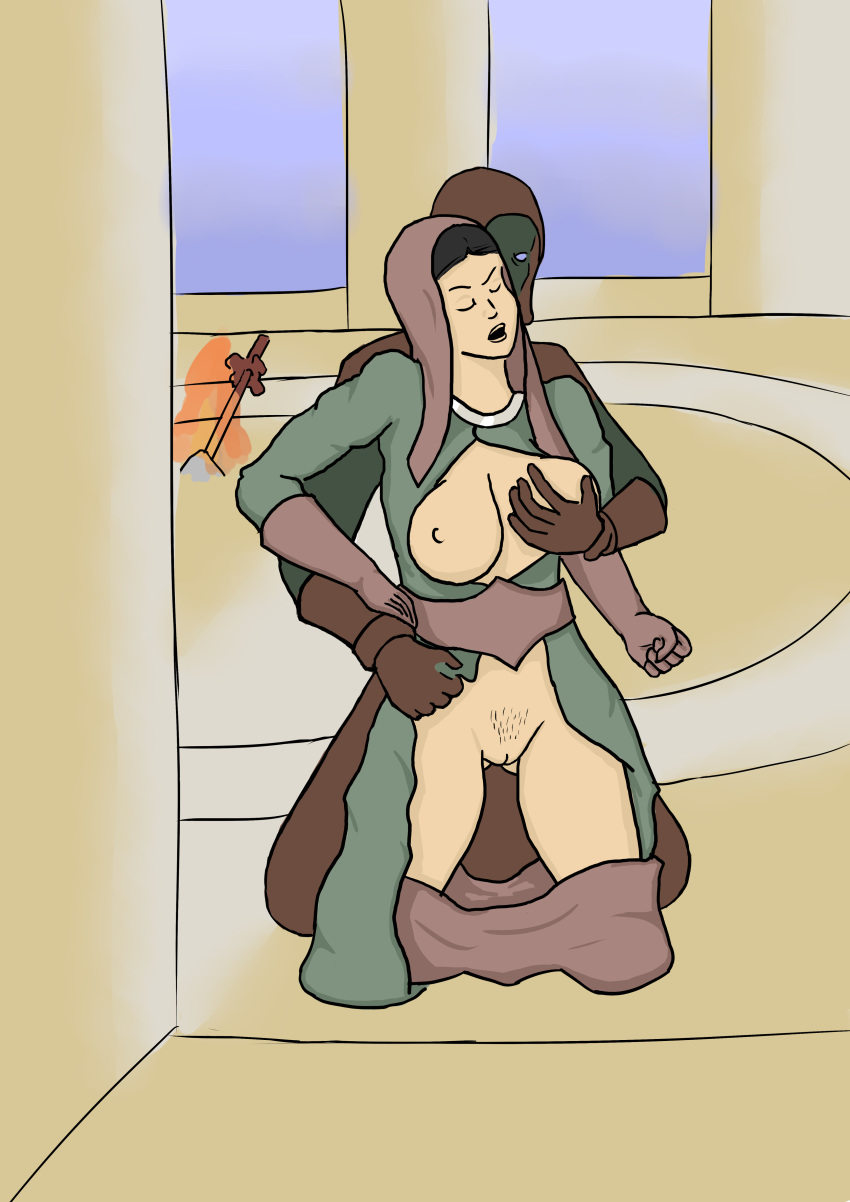 in 3 dark souls kicking Pin me down and fuck my tits