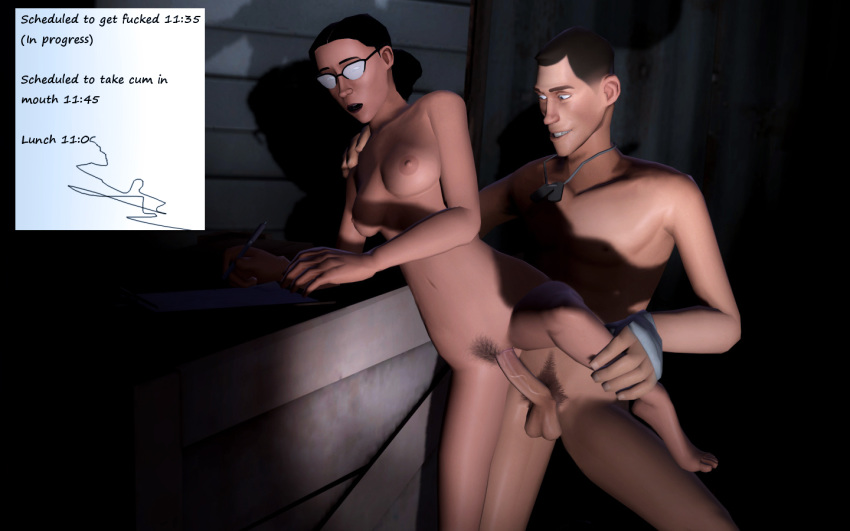 actor miss pauling voice tf2 Caught in the act naked