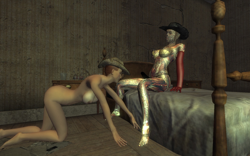 fallout sharon new vegas cassidy Summer smith rick and morty nude