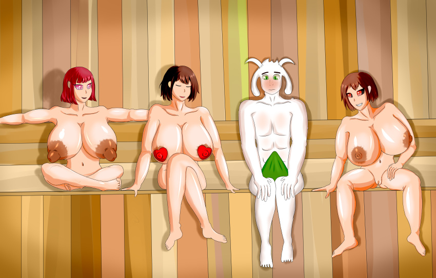 asriel female x frisk fanfiction King of the hill sex toons