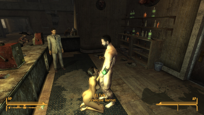 new fallout vegas sharon cassidy The walking dead clementine naked
