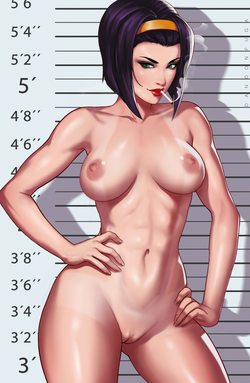 nude bebop faye valentine cowboy Toy chica as a human