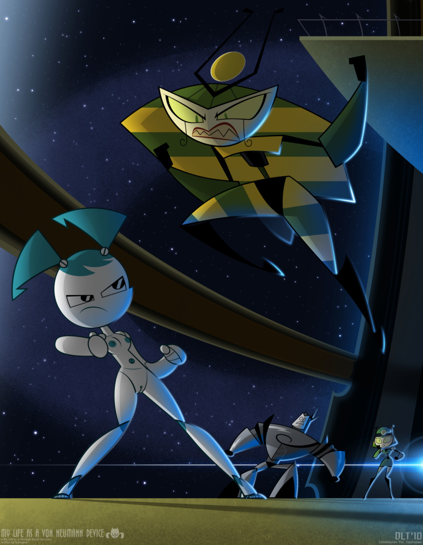 robot silver teenage a as my shell life What is pops on regular show