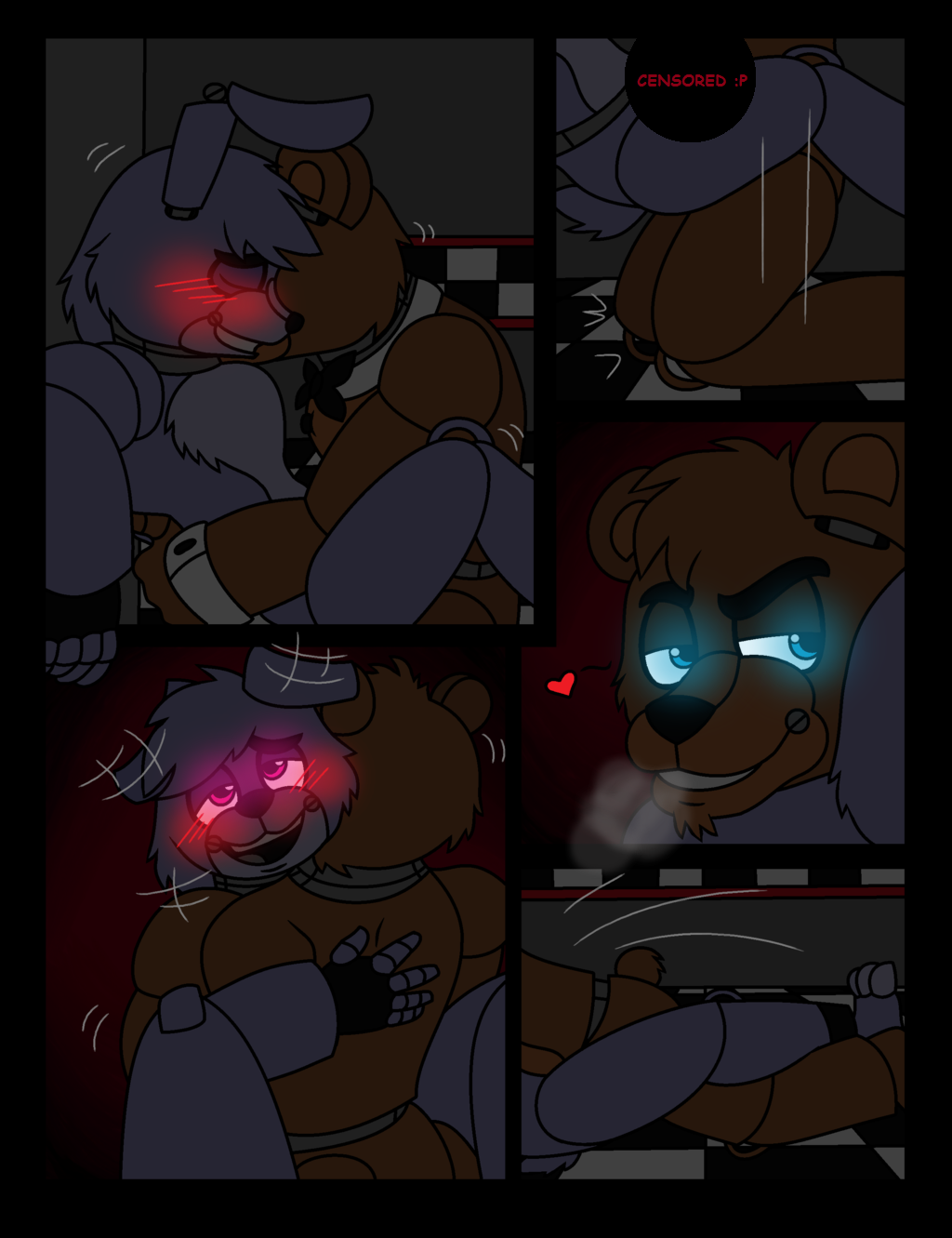 pictures five nights freddy's at bonnie of Misty from black ops 2 porn