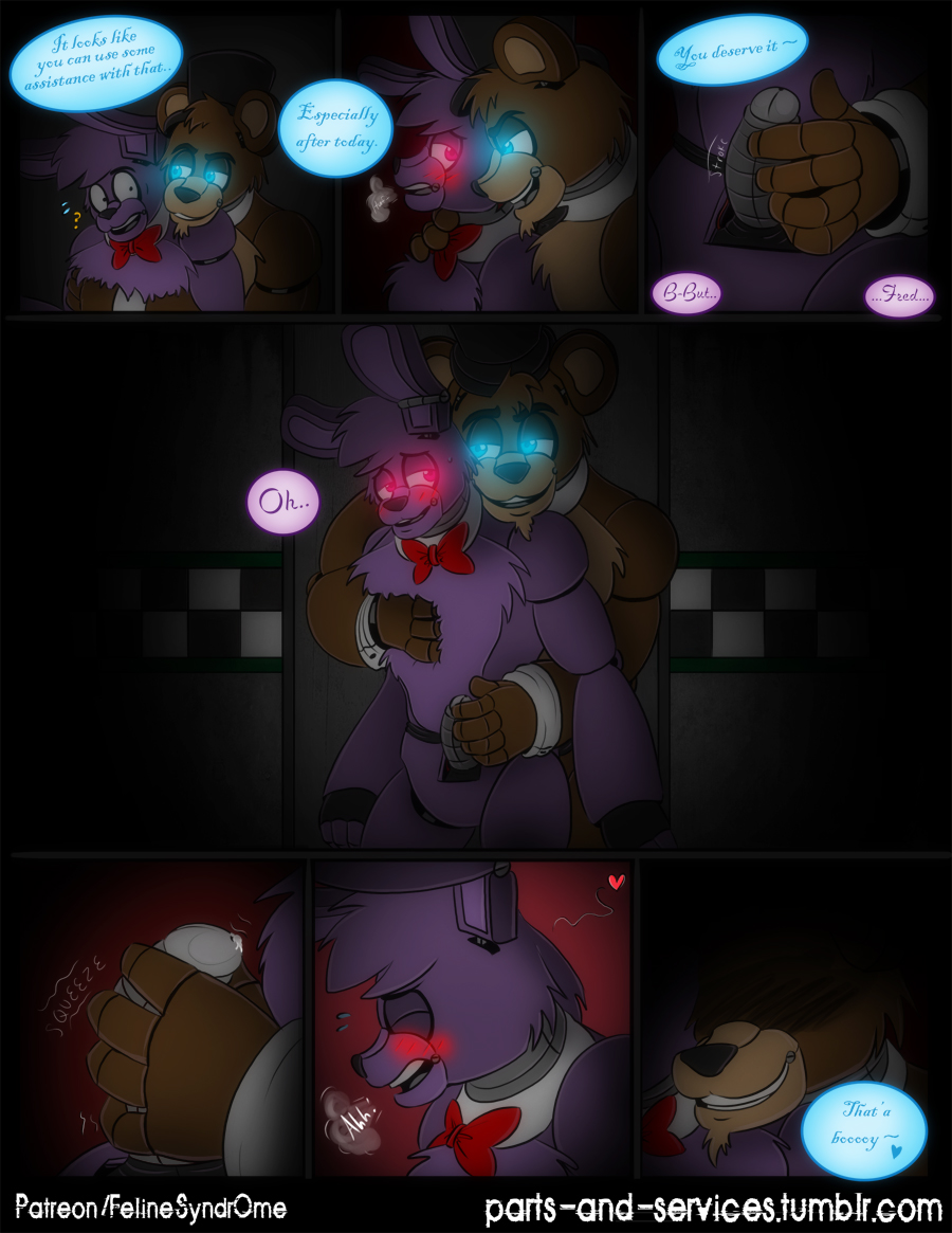of freddy's at five bonnie pictures nights Overwatch soldier 76 x reader