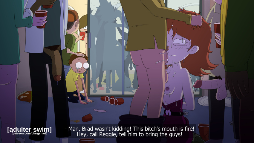 and rick summer xxx morty High_school_dxd