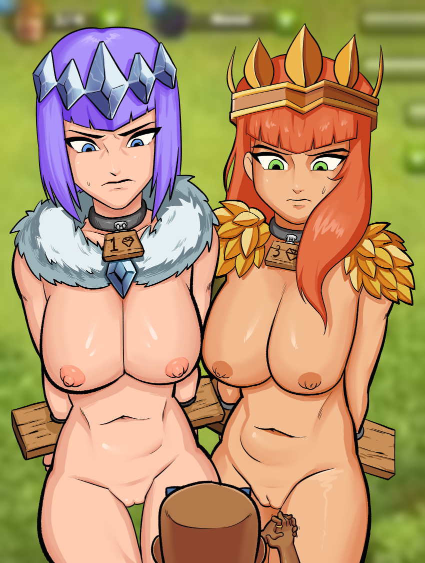 of naked clash clans archer Find knights of freddys videos